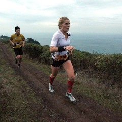 Will Salomon Wreak Havoc at the office Christmas Party? TNF50 San Fran Showdown – Anna Frost Interview