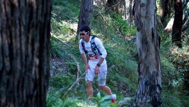 Even Kilian walks some hills
