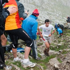 When the going gets tough the tough get going – Zegama 2012