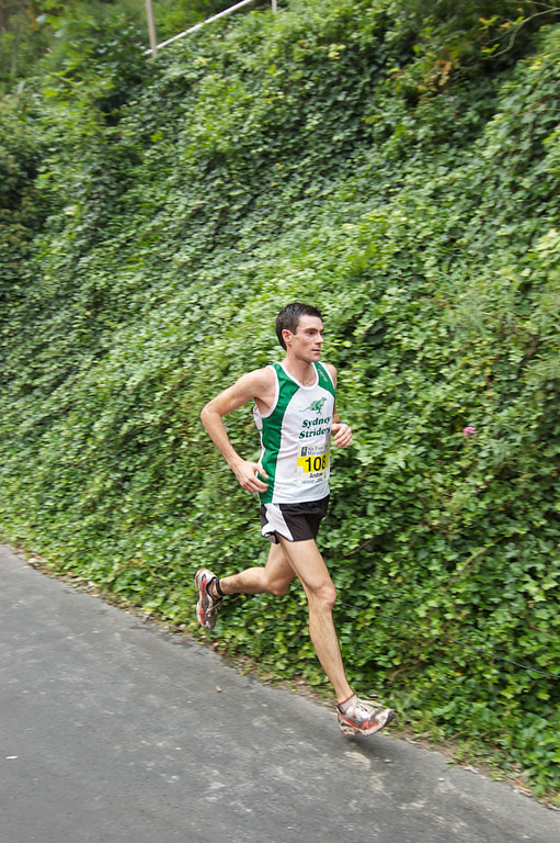 Andrew Tuckey has moved up a big gear in 2014 to be male ultra runner of the year according to Ultra168 readers
