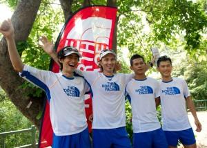 North Face Trailwaker Team