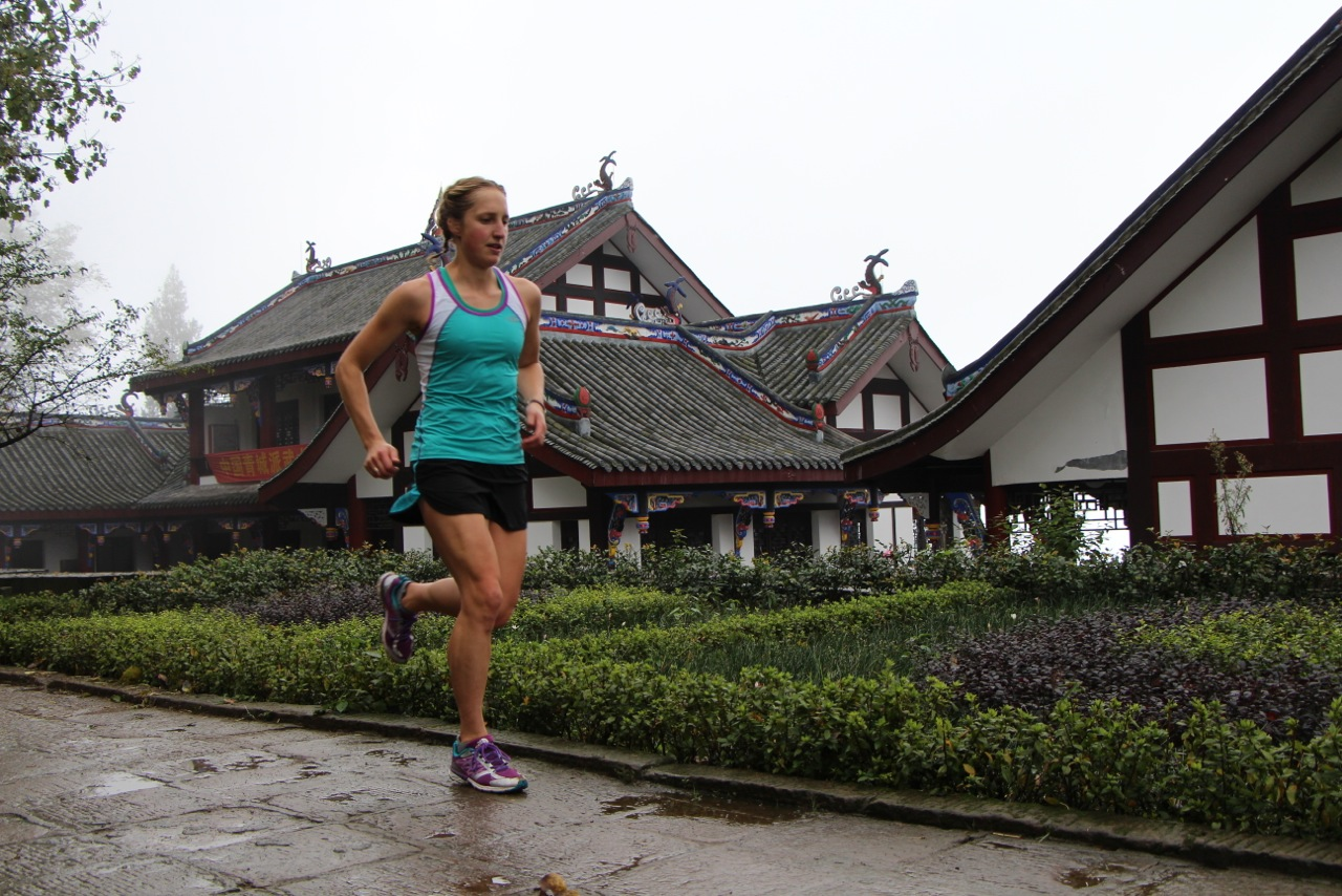 Hanny has an awesome reputation on the road as well as on the trails having previously won the Melbourne marathon