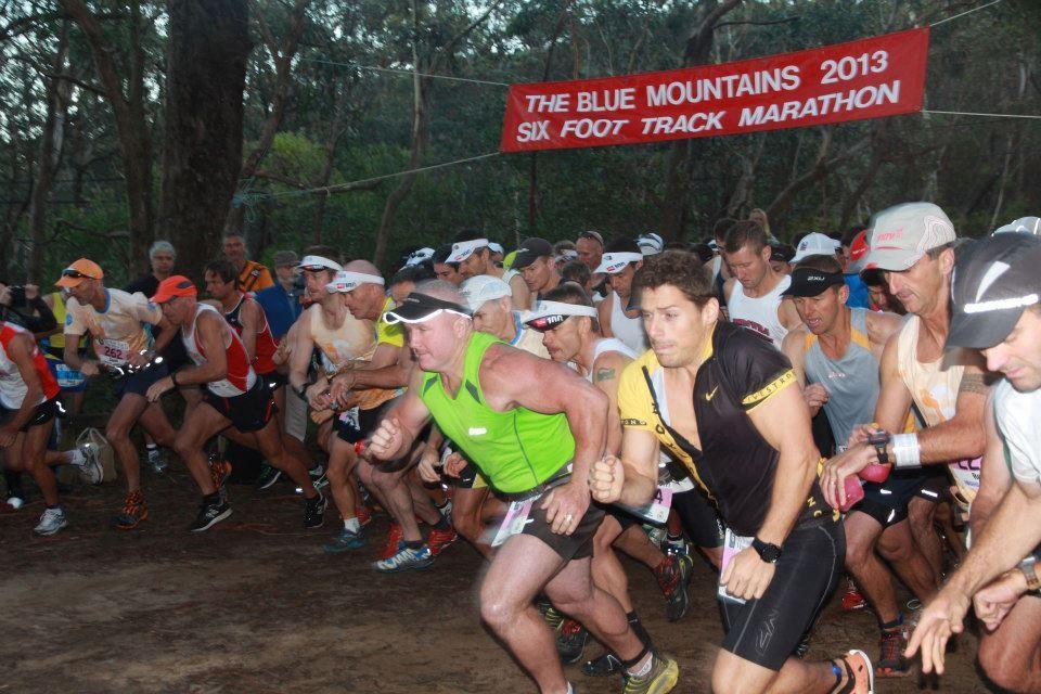 6ft track start 2013