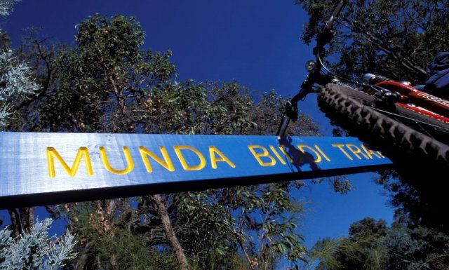 At over 1,000kms long the Munda Biddi where the WFT100 is taking place has plenty of options