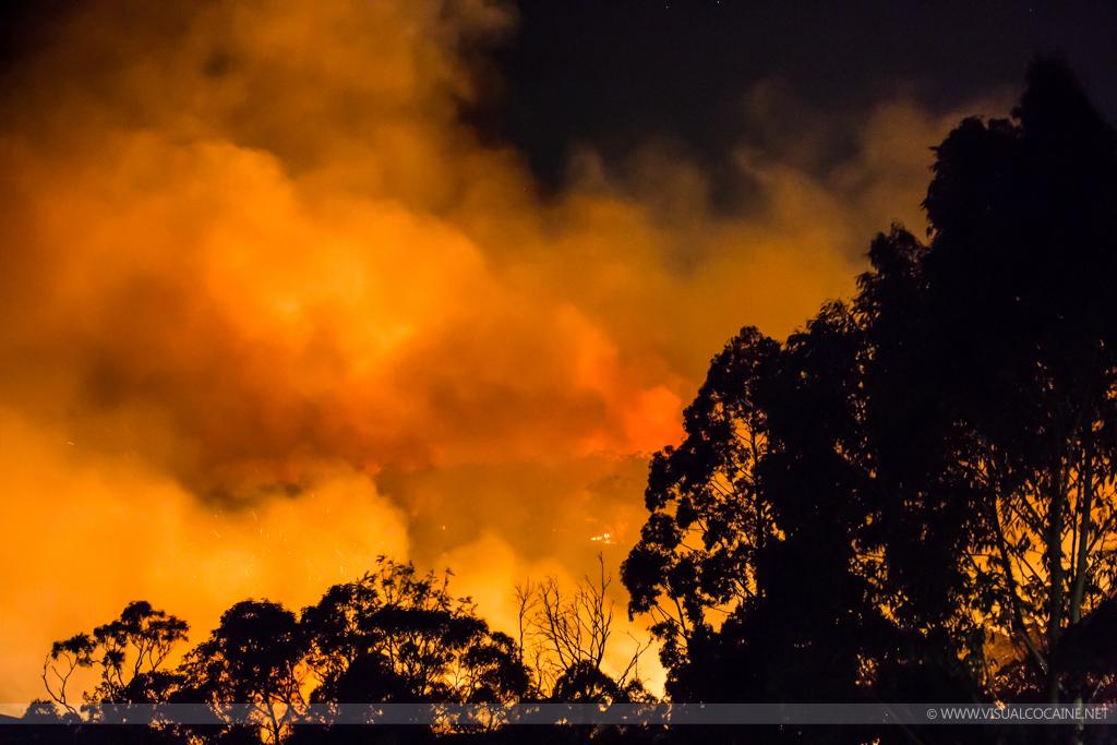 Springwood-Bushfires-1