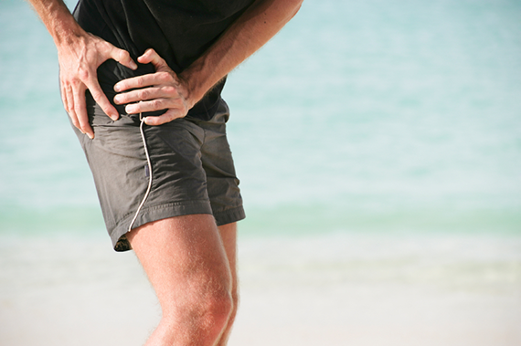 How to avoid cramp – training, tapering and pickle juice