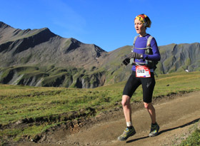 Gill ran 6ft at UTMB last year and will push Hanny all the way at 6ft