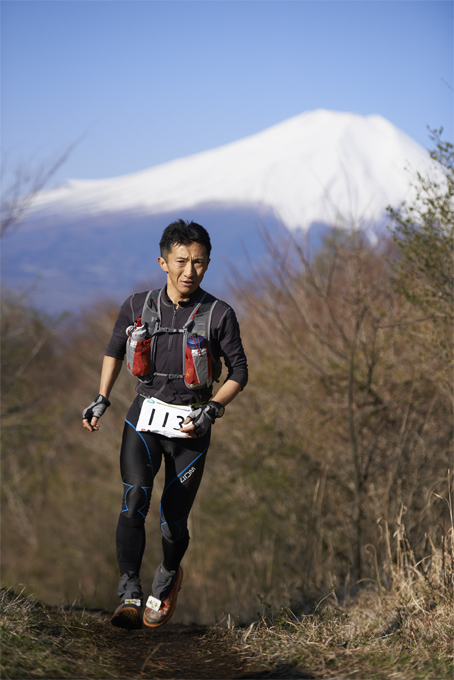 Yoshikazu hara has won pretty much every race he's entered in the last two years - would you bet against him winning at Tarawera?