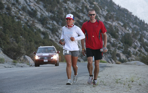 Hannah Roberts is a multiple HURT 100 winner and finished fourth at Badwater in 2012