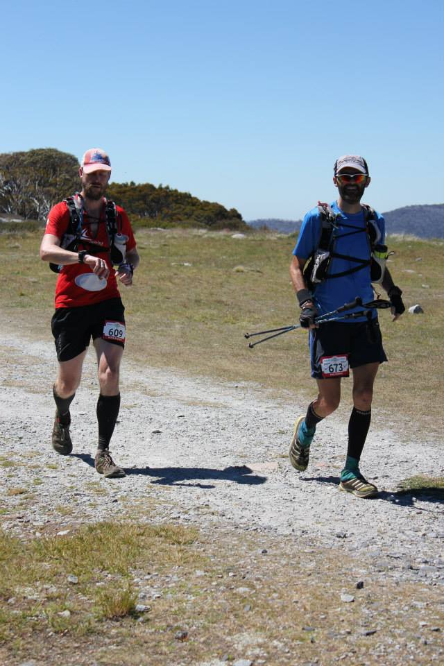 You can't beat running up in the Victorian high country