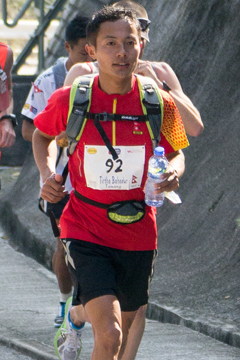 Tirtha Bahadur Tamang could make it two in a row this year