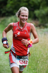 Lucy Bartholomew won the ladies ultrarunner of the year award last year