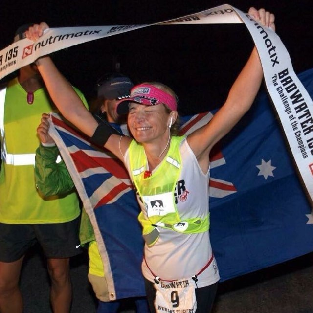 Both Nikki Wynd (pictured here) and Mick Thwaites have put in some very strong performances at Badwater in the last two years.