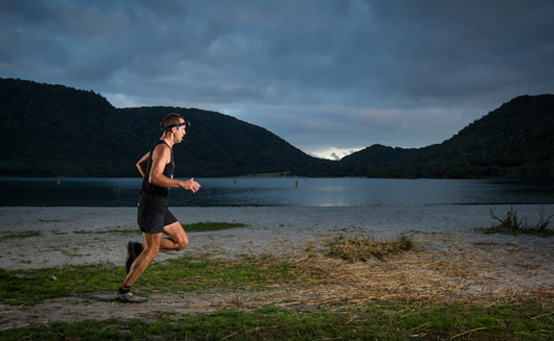Kerry Suter - Picture credit: Tarawera Ultra