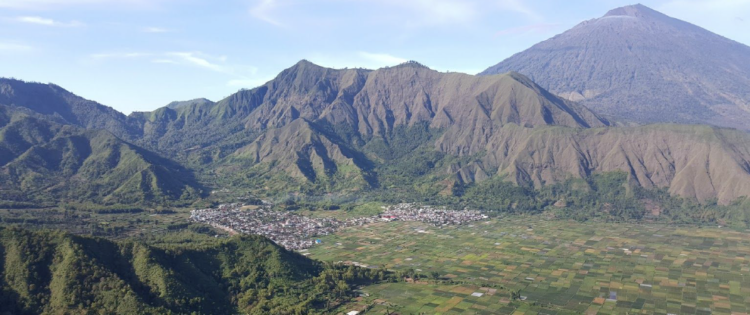 Race Preview: Rinjani 100 - Check out this vert!