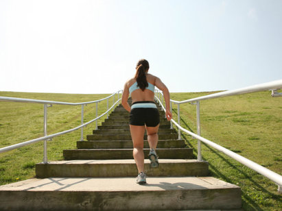 q-a-running-stairs
