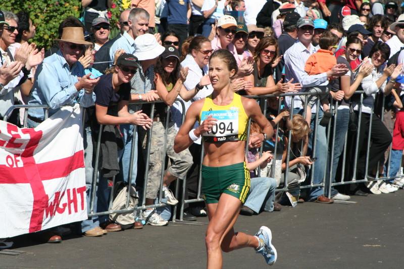Kate Smyth Commonwealth Games 2